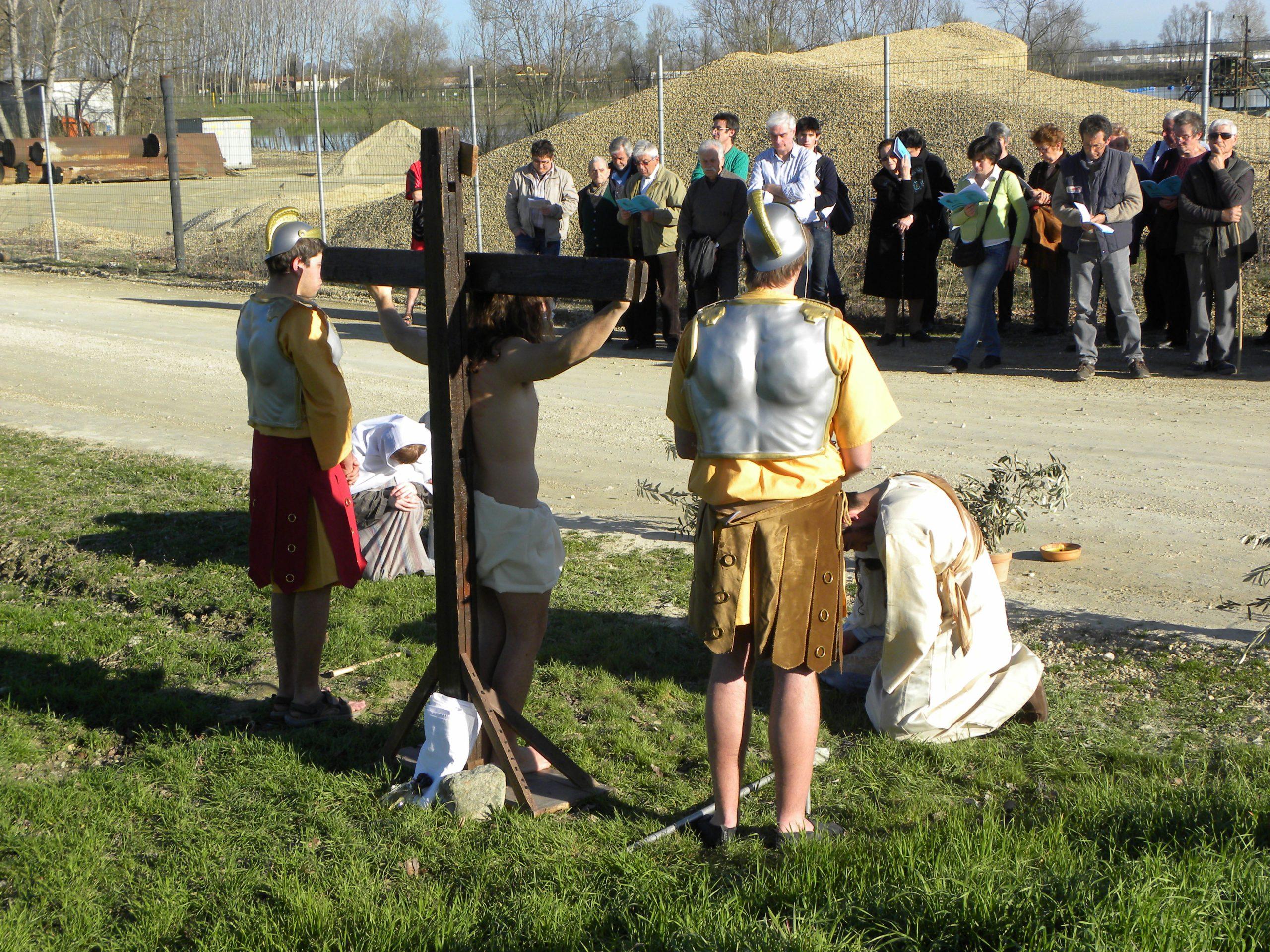 2010-Via Crucis a La rotta