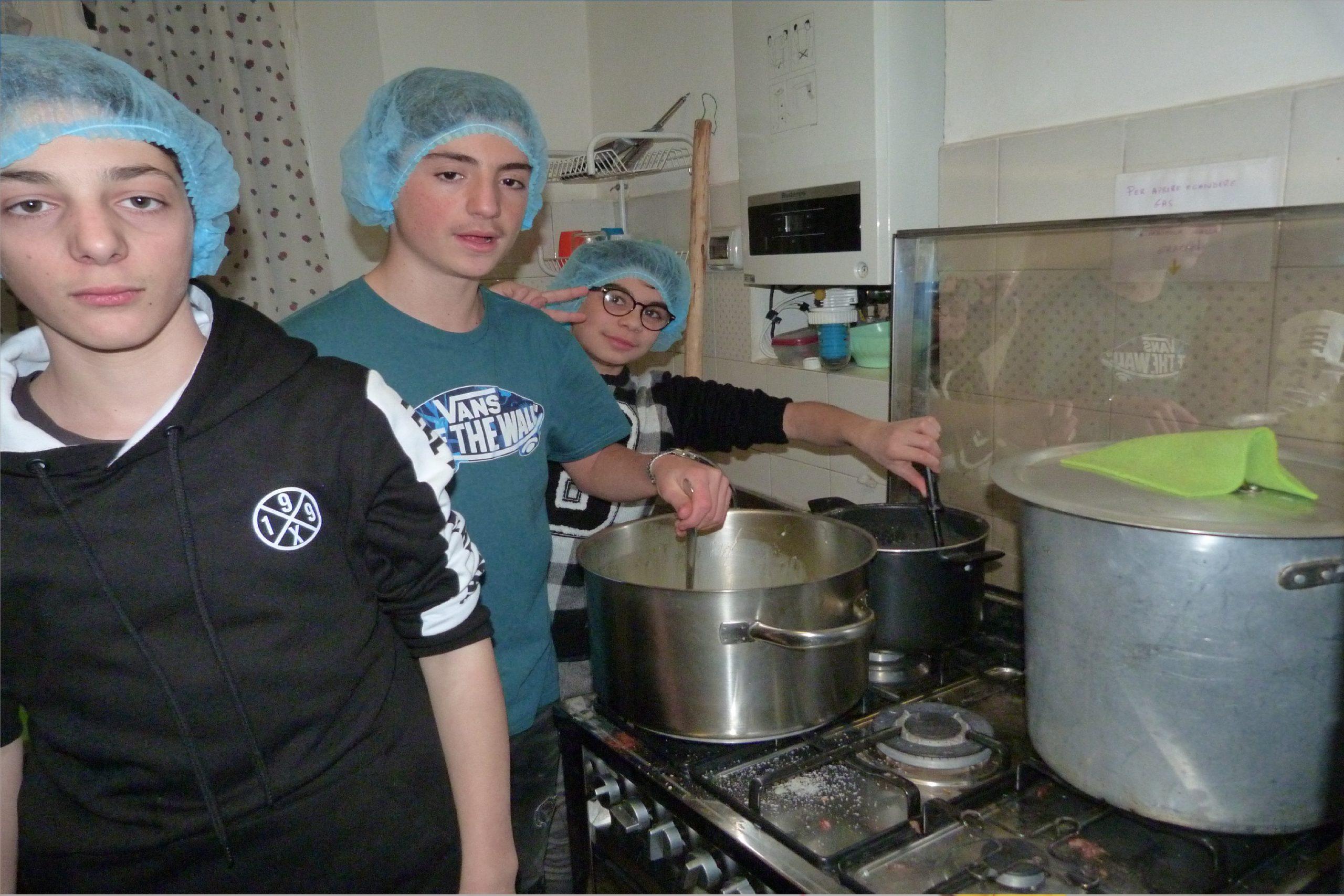 2017-i giovani cucinano brasiliano