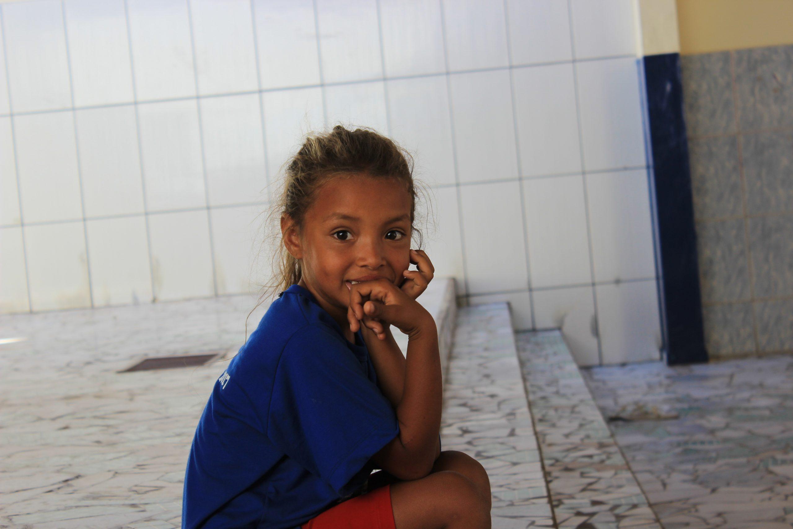 2017-Bambina al Caij