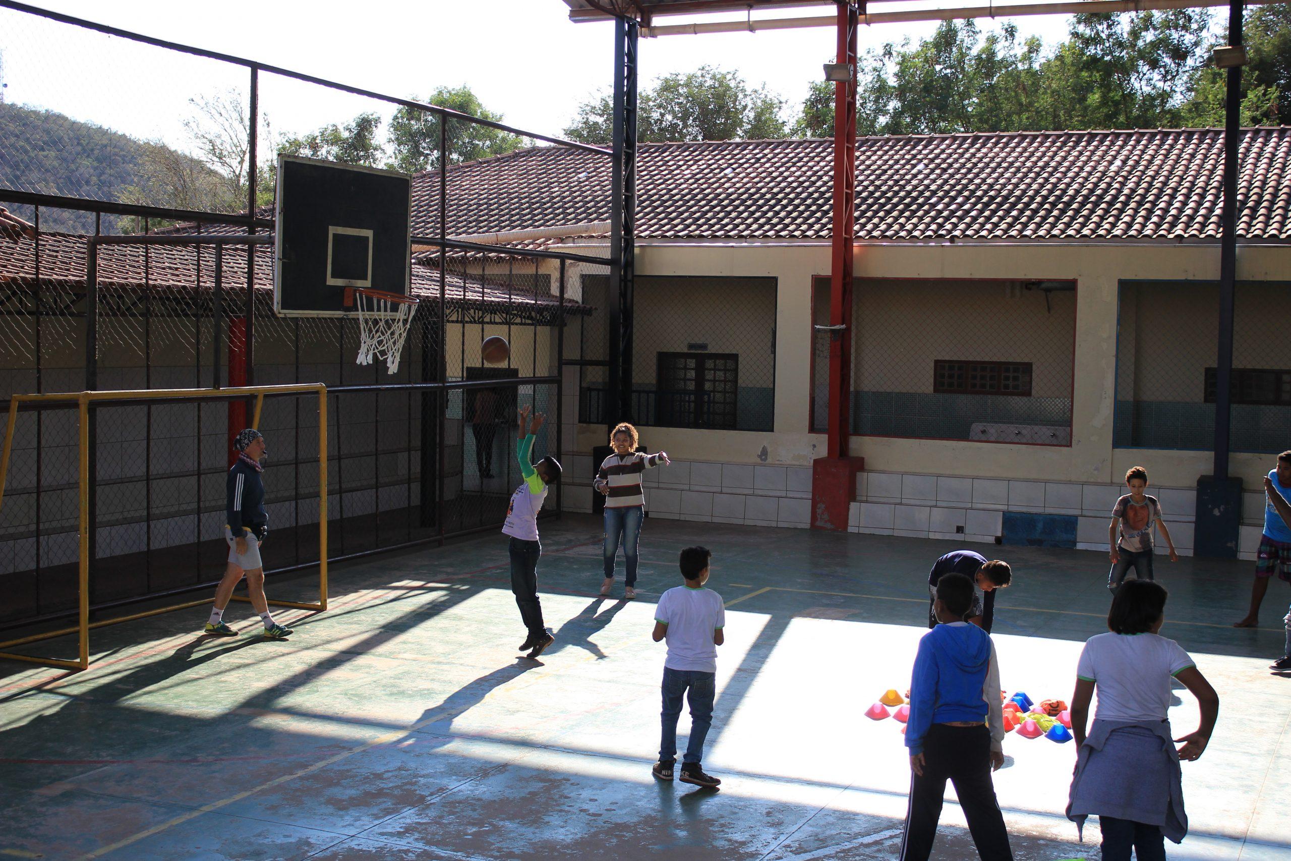 2017-Basket con i ragazzi